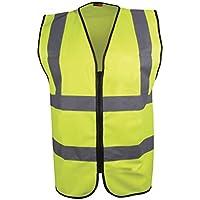 Blackrock Men's High Visibility Executive Waistcoat