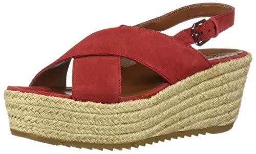 Naturalizer Women's Oak Espadrille Wedge Sandal (Naturalizer-damen-schuhe)
