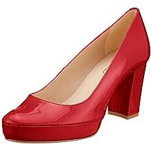 5cdef72d4 Amazon.es  zapatos rojos de tacon