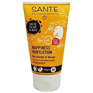 Umstrukturierung Öl (Sante Happiness Bodylotion Bio-Orange & Mango)