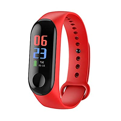 Miya Smart Bracelet Color Screen Blood Pressure Blood Oxygen Monitor Waterproof Fitness Tracker from Miya System Ltd