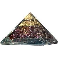 Crocon Granat Edelstein orgone Pyramide mit Kristall, Energie-Generator für Reiki Healing Aura-Chakra, ausgleichende... preisvergleich bei billige-tabletten.eu