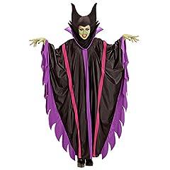 Idea Regalo - WIDMANN 39923 - Costume da Strega 'Malefizia' in Taglia L