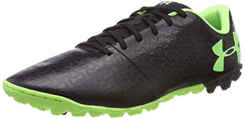 sale retailer e24ed dd57f Under Armour Magnetico Select TF, Botas de fútbol para Hombre, Negro  Black Lime