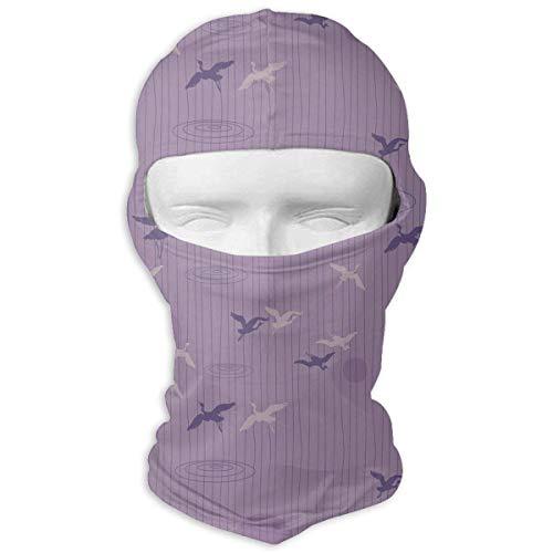 Flying Birds Windproof Dust Protection Balaclava Full Face -