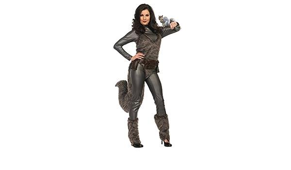 Womens Premium Squirrel Girl Costume