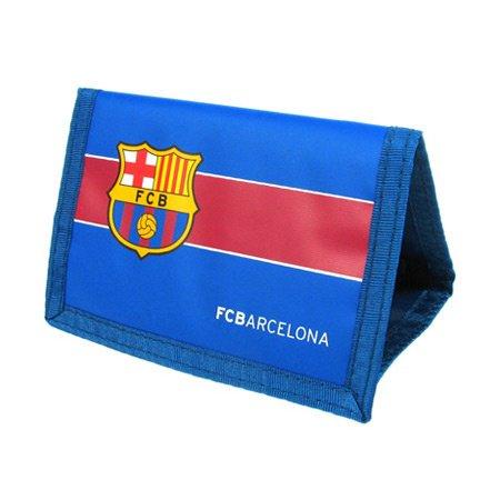 Portefeuille FC Barcelona Crest (Toile)