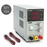 Fuentes de alimentacion Regulables, IPSXP KPS1203D Fuentes de alimentacion DC Variable 0-30V / 0-10A Regulable Digital Ajustable Transformador, para Laboratorio, hogar, reparación General