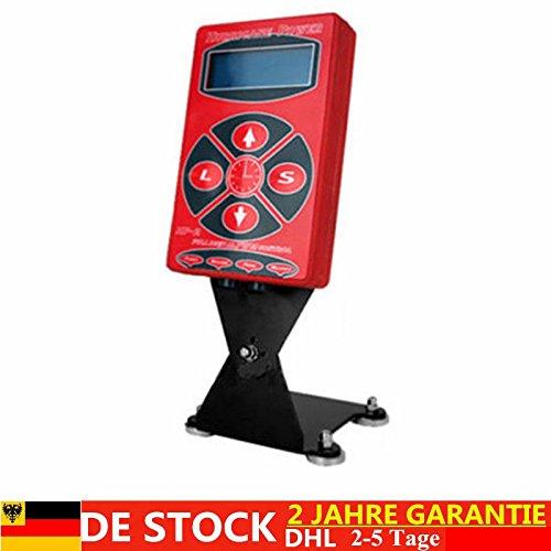 Hurricane LCD Digital Tattoo Power Maschinen Netzteil Netzgerät Stromversorgung versand aus Deutschland Digitale Tattoo Power Supply