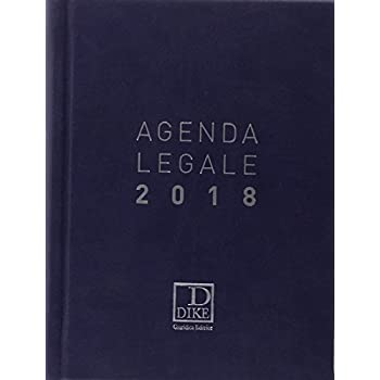 Agenda Legale D'udienza 2018. Ediz. Blu. Ediz. Minore