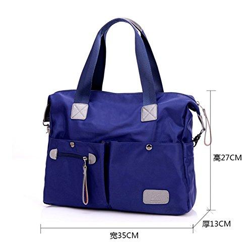 borsa di tela/Borse/borsetta/borsa a tracolla/Messenger Bag/Oxford borsa di tela per il tempo libero-D B