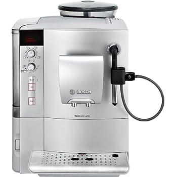 bosch tes50351de kaffee vollautomat verocafe latte 1 7 l 15 bar cappuccinatore silber. Black Bedroom Furniture Sets. Home Design Ideas