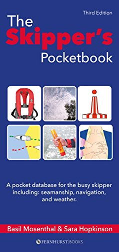 Image of The Skipper's Pocketbook - A pocket database for the busy skipper 3e (Nautical Pocketbooks)