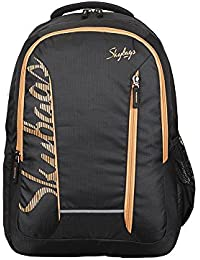 Skybags 29 Ltrs Black Laptop Backpack (LPBPROU4BLK)