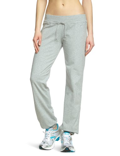 Nike, Pantaloni training Donna Classic Maglia Cuffed Pantaloni Grigio (dk grey heather/medium grey)
