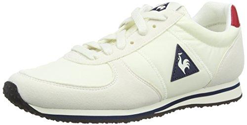 Le Coq Sportif Bolivar, Sneakers Basses Mixte Adulte Blanc (Marsh Mallow)