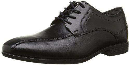 Rockport Style Connected Bike Toe, Chaussures à Lacets Homme Noir (Black )