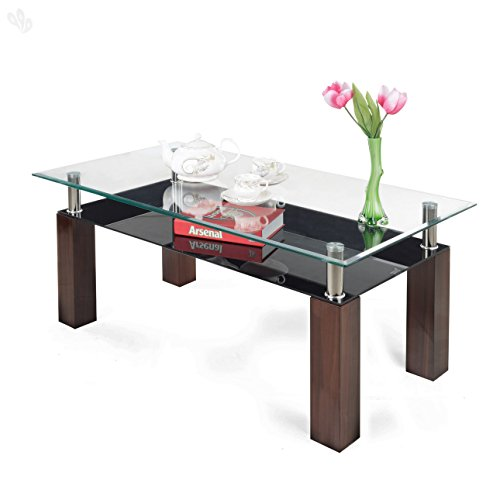 Royal Oak Geneva Coffee Table (Brown)
