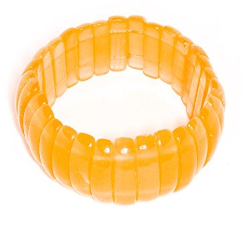 Orangen-Calcit Schmuck (Armband) Orangen-Calcit Armreif Modellnummer 112A