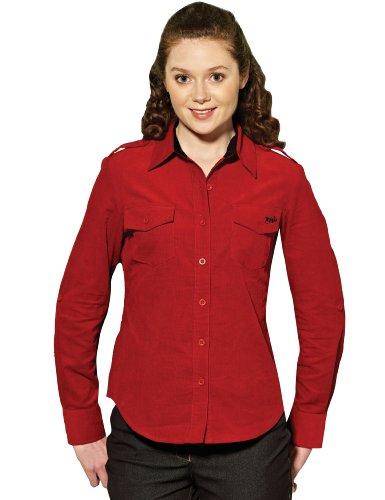 Tottie Uma Chemise rouge - Rouge