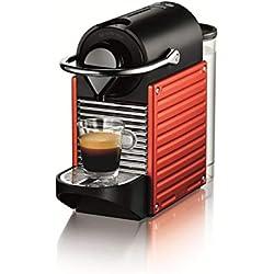 Krups Nespresso XN 3006 - Machine espresso à dosettes - Rouge Électrique