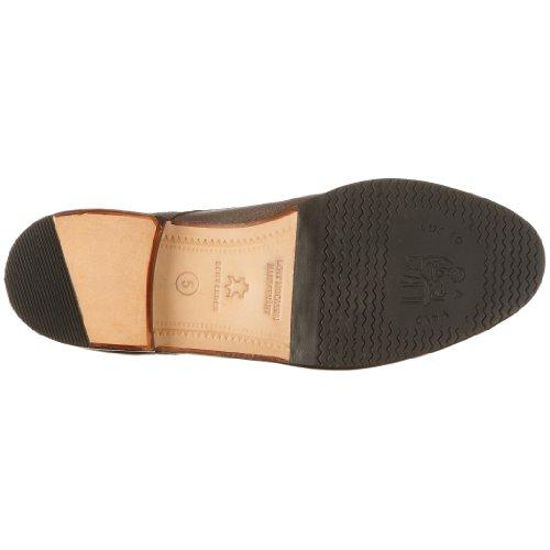 Manz 103051-12 Capri MOK G Hirsch, Chaussures à lacets homme brun (t.d.moro)