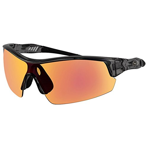 Dirty Dog Edge Sport Sonnenbrille rot FUSION SPIEGEL 58077