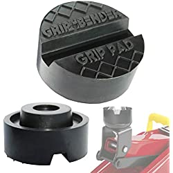 Grip & Bender Cric–Coussin Pad–universel en caoutchouc Coussin–Tampon en caoutchouc pour élévateurs