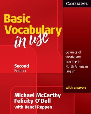 Basic Vocabulary in Use( 60 Units of Vocabulary Practice in North American English with Answers)[BASIC VOCABULARY IN USE 2/E][Paperback]
