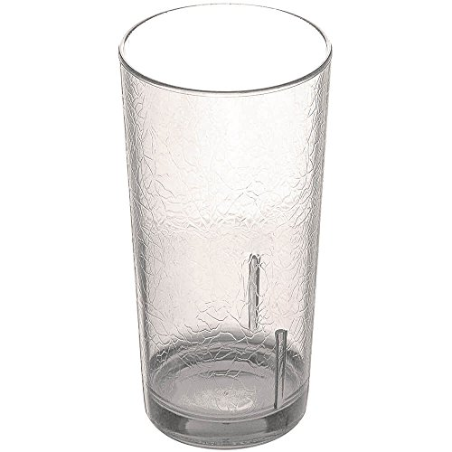 CAMBRO d16152 klar Crackle Finish 16 Oz Del Mar Tumbler – 36/CS (Mar-finish)