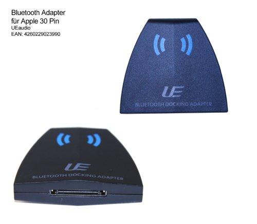 Bluetooth Adapter für Apple 30 Pin Geräte UEaudio zur Verwendenung über Bluetooth, zB Apple iphone 6 iphone 6 plus Iphone 5 5G Touch 5 G und andere mit LTE Lightning - Nano Lautsprecher Mit Dock Ipod