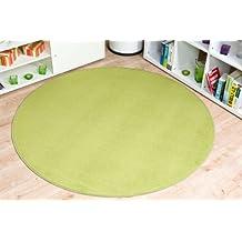 Teppich rund kinderzimmer grün  Suchergebnis auf Amazon.de für: teppich rund 150 cm