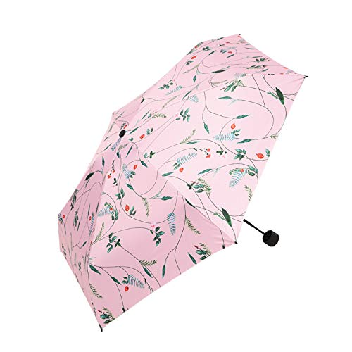d7bbcc203f40 ManKn Folding Travel Lace Umbrella Layer | Offer of the day