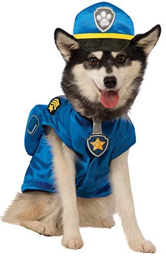 Patrol offizielle Kostüm - Haustier Maskenkostüm - Chase, Large ()