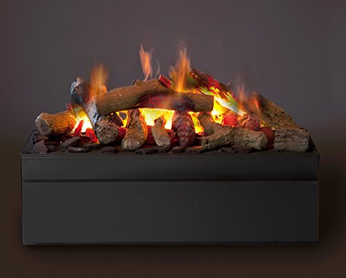 Faber Cassette M Interior Log Insert Fireplace Negro - Chimenea (570 mm,...