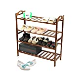 XUE Schuh-Rack, Schuh Bench Hallway Entryway Shoe Storage Shelving Cabinet Boot Organizer Solid Wood Simple Wood Color Space sparen stabil und stabil für Heels, Stiefel, Slippers,A