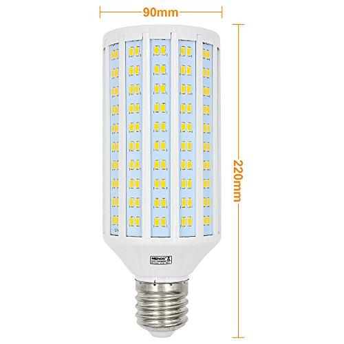 MENGS® E40 50W LED Lampe 310×5730 SMD Warmweiß 3000K AC 85-265V - 5