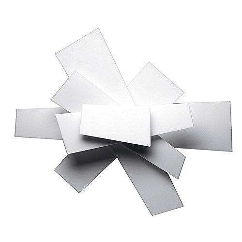 Foscarini Big Bang Applique murale, R7s, 120 watts, Blanc