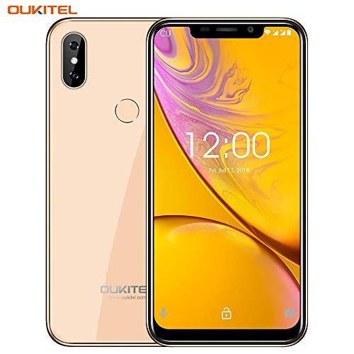 """4G Móviles y Smartphones Libres,OUKITEL C13 Pro Android 9.0, 6.18"""" 19:9 Pantalla, 2GB RAM+16GB ROM,Cámara..."""