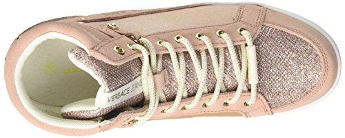 Versace Jeans Ee0vrbsc1_e70021, Baskets Hautes Femme Oro (Oro Rosa)