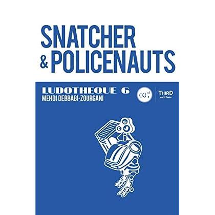 Snatcher & Policenauts: Genèse et coulisses d'un jeu culte (Ludothèque t. 6)