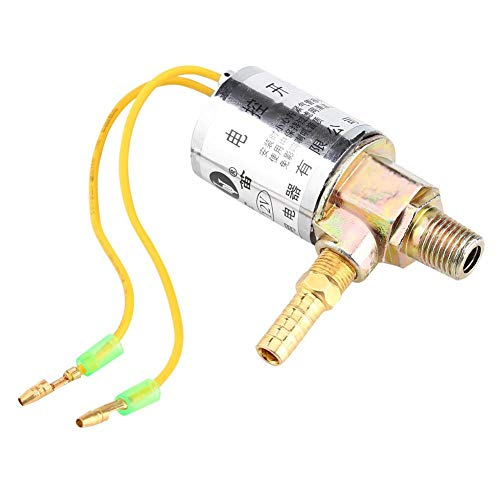 omagnetventil 1 / 4inch 12v air horns & air fahrt systeme air horn ventil für auto zug lkw ()