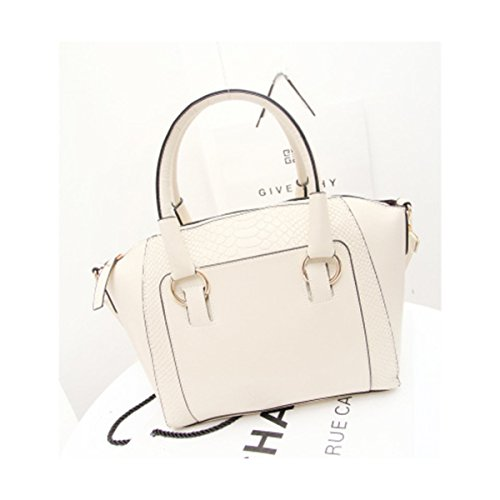 XY Fancy, Borsa a mano donna, Orange (arancione) - RH#BB1018-0630-JPY34 bianco