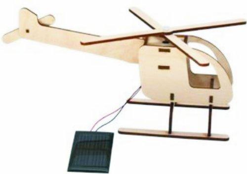 Bausatz Solar Hubschrauber - Länge 19cm