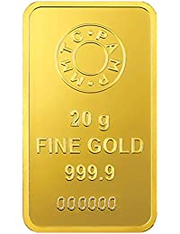 Vaibhav Jewellers 20 gm, 24KT (999.9) Yellow Gold Coin