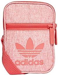 Bolso adidas – Fest Bag Casual rojo/coral
