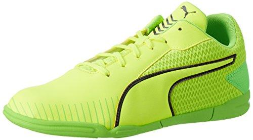 Puma Herren 365 CT Fußballschuhe, Gelb (Safety Yellow Black-Green Gecko 02), 41 EU (Black Wettkampf-fußball)