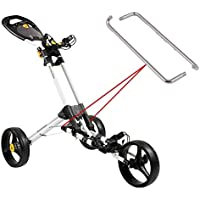 iCart One - 3 Wheel One Click - Left and Right Chrome Stabalising Legs