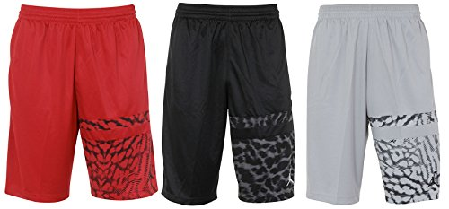 Nike eLe 3.0 Short Pantalon Court Ligne Michael Jordan pour Homme