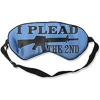 I PLEAD THE 2ND 99% Eyeshade Blinders Sleeping Eye Patch Eye Mask Blindfold For Travel Insomnia Meditation preisvergleich bei billige-tabletten.eu